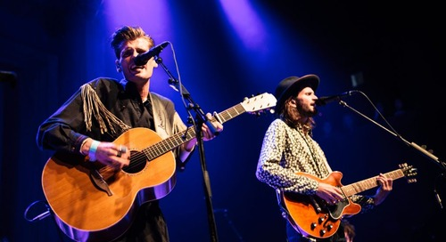 Sippin' Away My Soul: Hudson Taylor