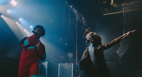 Concert Gallery: EarthGang and Mick Jenkins