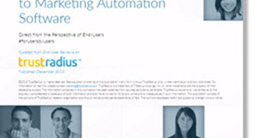 The One Marketing Automation Guide You'll Ever Need?