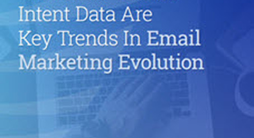 Report: Targeting & Predictive Analytics Driving Changes in B2B Email