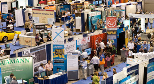 7 Creative Demand Gen Tactics to Drive Trade Show Booth Traffic