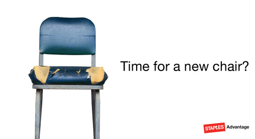 3 Health Reasons Why You Need A New Chair