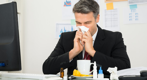 Could Your Workplace Policies Be Spreading the Flu?