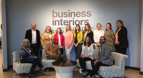 5 Up-and-Coming Design Students Win Interior Design Scholarship from Staples Business Advantage
