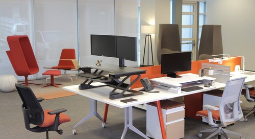 How Modern Office Spaces Are Improving Our Overall Health