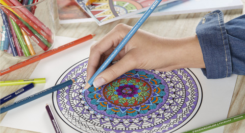 The Benefits of Colouring