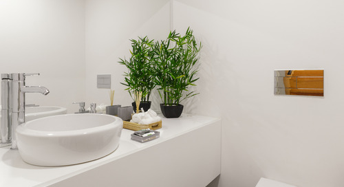 3 Tips For Keeping a Fresh Workplace Bathroom