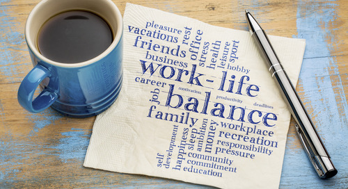 Maintaining a Healthy Work-Life-Balance