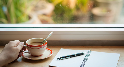 The Latest Feel-Good Trend: Writing a Journal