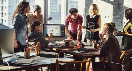 Les tendances en milieu de travail imposent un exercice d'équilibre aux planificateurs d'espace de bureau au Canada