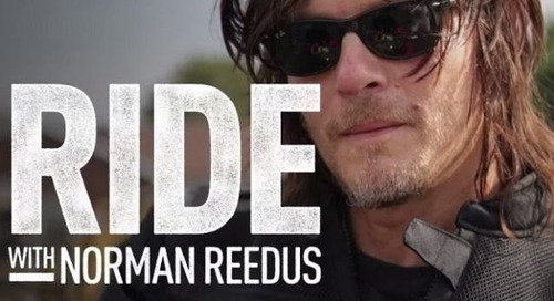 AMC: Ride With Norman Reedus [Returning Series]
