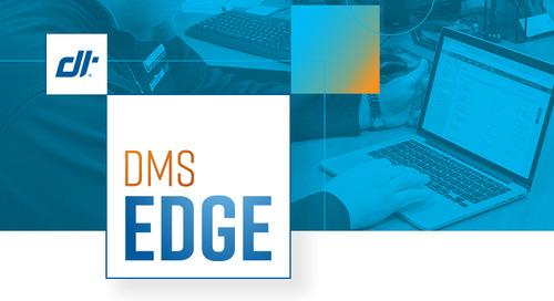 Sharon Kitzman Introduces DMS Edge