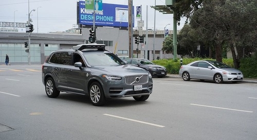 It's happened: Uber autonomous vehicle kills Arizona pedestrian