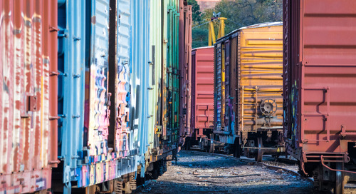 Railroads are struggling, and shippers--as well as Washington--want to know why