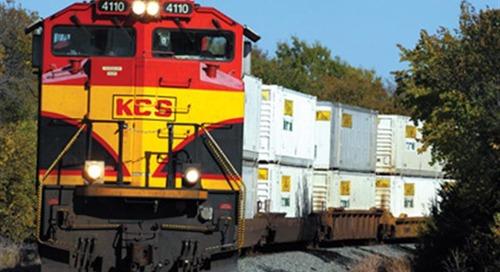 Impact of NAFTA negotiations on cross-border railroads - CFO of KCS speaks