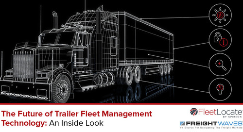 Making the trailer as smart as the truck: report from the Freightwaves/Spireon webinar