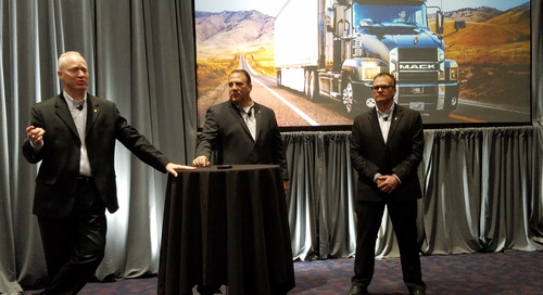 Mack sees continued truck order growth, but likely higher prices due to tariffs