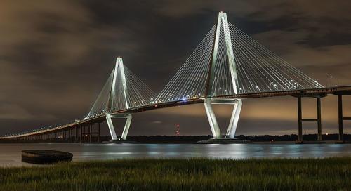 Charleston freight market steadily strengthening