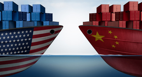 Today's Pickup: And so it begins, trade war rhetoric escalates