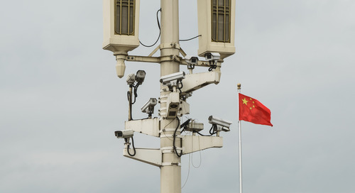 World's biggest AI startup SenseTime is a Chinese surveillance company