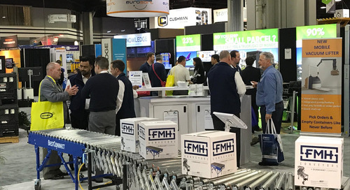 Modex day 1: Technology is king, but you've got to talk to your customers too