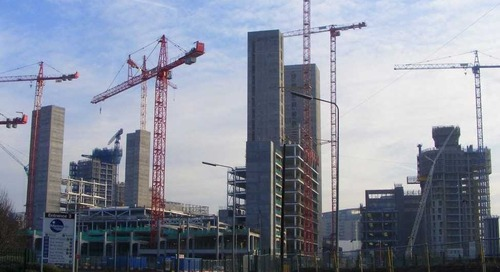 BOOM: The crane industry is sending an exciting signal about the US economy