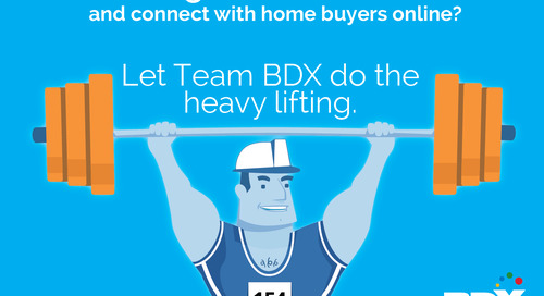 Let Team BDX do the Heavy Lifting