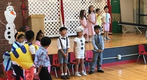 Apple Montessori Celebrates 45th Kindergarten Graduation