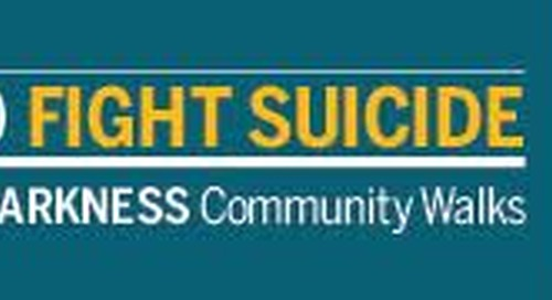 National Suicide Prevention Week — How You Can Help