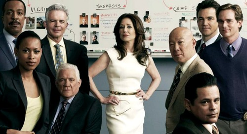 TNT: Major Crimes [Returning Series]