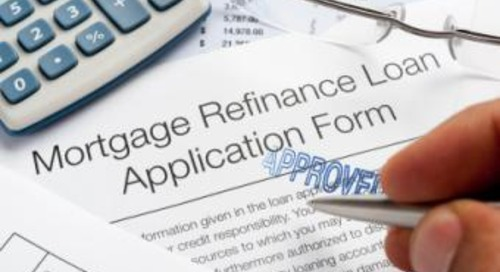 Analyzing Shifts in Mortgage Rates and Refinances