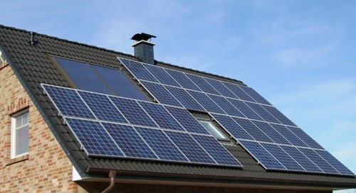 Solar Panels Heat up Homebuyer Interest