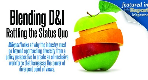 Blending Diversity & Inclusion: Rattling the Status Quo