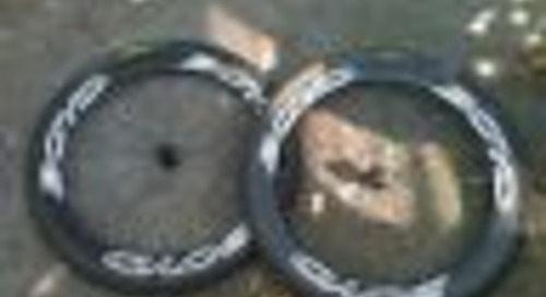 boyd 58mm carbon tubular wheelset with tufo primus 32 700c Cx Cyclocross 'cross