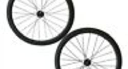 23mm width, Disc Brake hub 50mm Tubular carbon Cyclocross bike wheelset