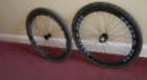 Cane Creek Reynolds Carbon 44mm Disc Wheelset Tubular 700c Cyclocross Road
