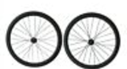 Disc Brake hub 50mm Tubular carbon Cyclocross bicycle wheels/ carbon wheelset