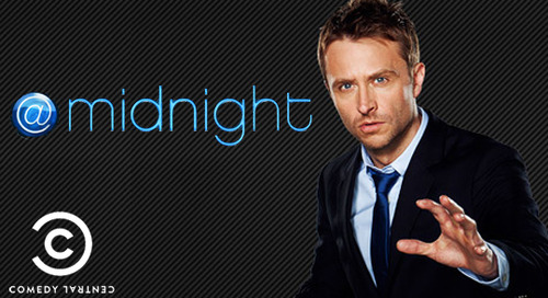 COMEDY CENTRAL: @Midnight [Returning Series]