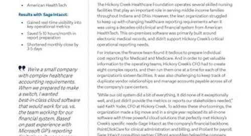 Hickory Creek Healthcare