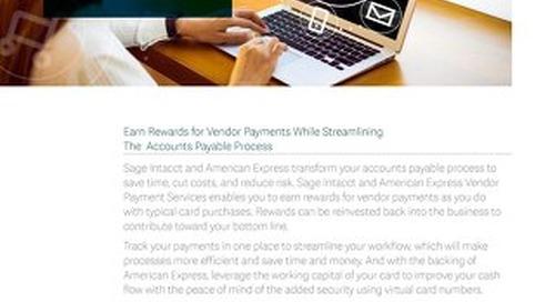 Vendor Payment Services