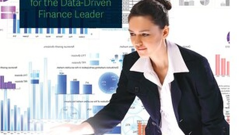3 New Approaches for Data Driven CFOs