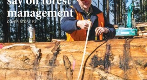 Timber & Forestry E News Issue 492
