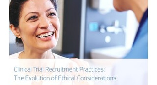 Clinical Trial Recruitment Practices: The Evolution of Ethical Considerations