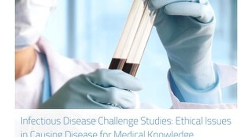 Infectious Disease Challenge Studies: Ethical Issues in Causing Disease for Medical Knowledge