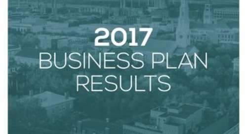 2017 Visit Savannah Results