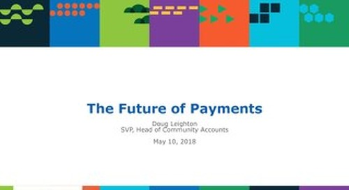 The Future of Payments - Thursday: The Lab