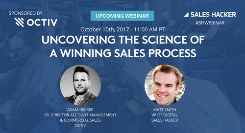 Uncovering the Science of a Winning Sales Process