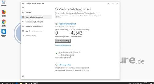 Windows 10: So nutzt man den Ransomware- und Exploit-Schutz