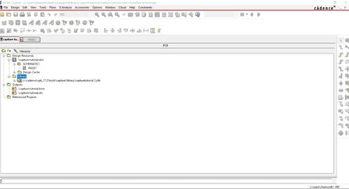 OrCAD Capture Tutorial: 11.Generate a Smart PDF