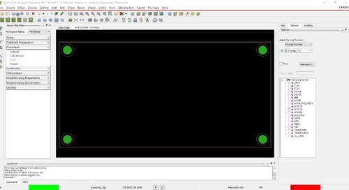 OrCAD PCB Editor Tutorial: 05. Place Components